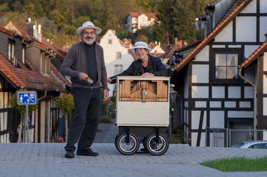 Bernhard & Brigitte Häberle
